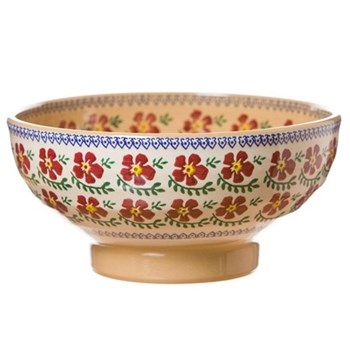 Old Rose Large bowl, D24 x H12cm