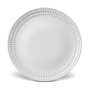 Perlee Dinner plate, 27cm, white