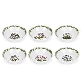 Botanic Garden Set of 6 mini bowls, 13cm