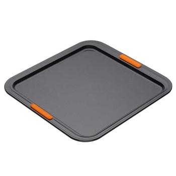 Bakeware Baking sheet, 31 x 31 x 1cm, black