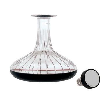 Captain's decanter H24.5 x D21.5cm