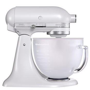 Artisan - 5KSM156BFP Stand mixer, 4.8 litre, frosted pearl