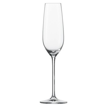 Fortissimo Set of 6 Champagne flutes