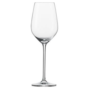 Fortissimo Set of 6 white wine glasses