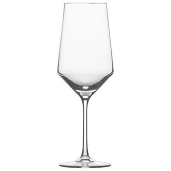 Pure Set of 6 Bordeaux glasses