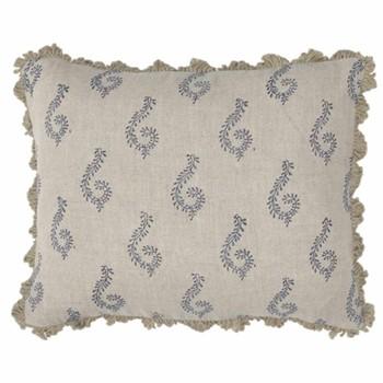 Linen cushion 45 x 35cm