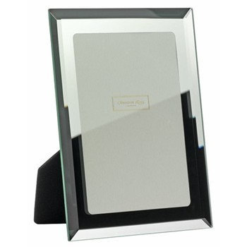 "Bevelled Glass Photograph frame, 8 x 10"", glass"