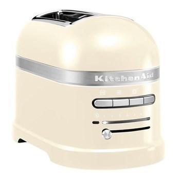 Artisan 2 slice toaster, almond cream