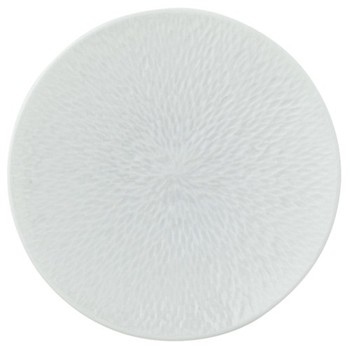 Mineral Blanc Bread plate, 16cm