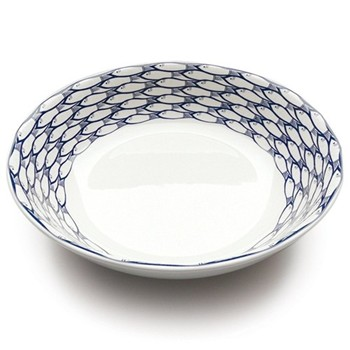 Sardine Run Salad bowl, 32cm