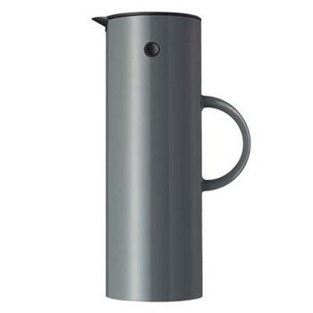 EM77 by Erik Magnussen Vacuum jug, 1 litre, granite grey