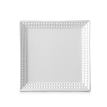 Perlee Square tray, 20cm, white