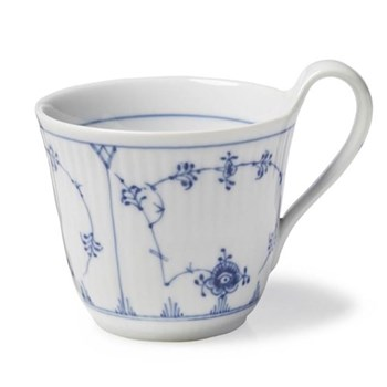 High handle breakfast cup