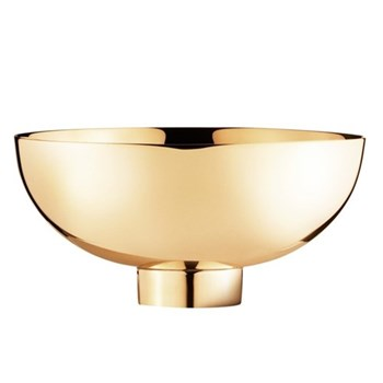 Ilse by Ilse Crawford Bowl, 12.5cm, brass
