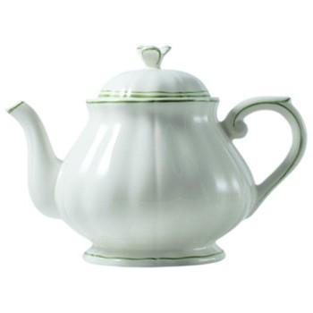 Filets Vert Teapot, 1.25 litre