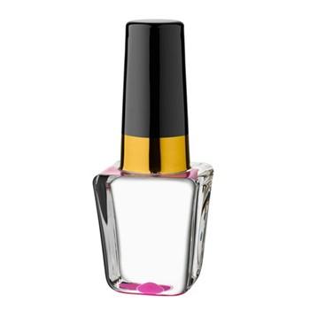 Make Up Nail polish ornament, cerise