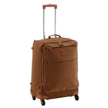 Life 4 wheel trolley, W40 x H65 x D24cm, camel