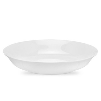 Serendipity Set of 4 pasta bowls, 21.5cm, white