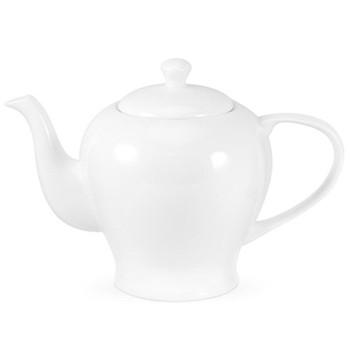 Serendipity Teapot, 1.1 litre, white
