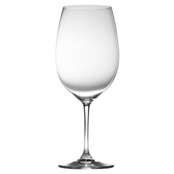 Pair of chardonnay/chablis glasses H19.8 x D7.9cm - 35cl