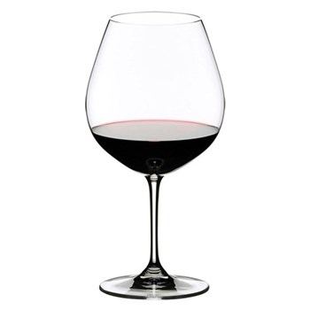 Pair of Burgundy/pinot noir glasses H21 x D10.8cm - 70cl
