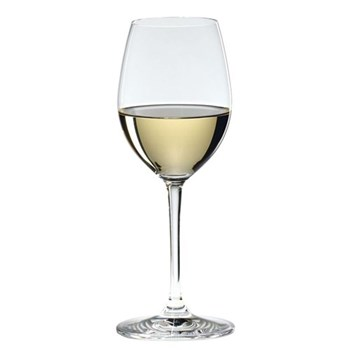 Pair of sauvignon blanc/dessert wine glasses H21.4 x D7.9cm - 35cl