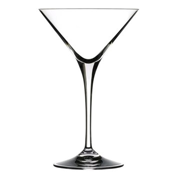 Pair of martini glasses H14.7 x D10cm - 13cl