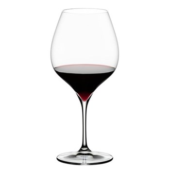 Pair of pinot noir/nebbiolo glasses H23.5 x D10.8cm - 70cl