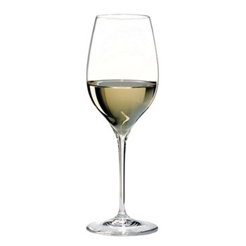 Pair of riesling/sauvignon blanc glasses H23.5 x D8cm - 38cl