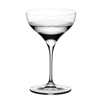 Pair of martini glasses H17 x D10.7cm - 27.5cl
