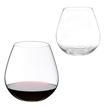 Pair of pinot tumblers H11 x D10.8cm - 69cl
