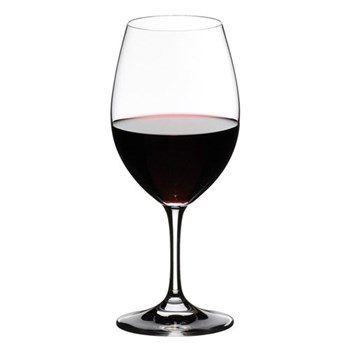 Pair of red wine glasses H18.7 x D7.9cm - 35cl