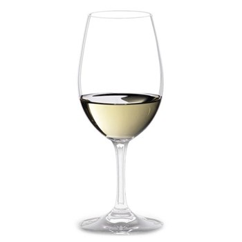 Pair of white wine glasses H18 x D7.3cm - 28cl