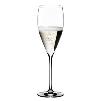 Pair of Champagne glasses H25.2 x D7.4cm - 34cl