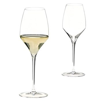 Pair of riesling/sauvignon blanc glasses H26 x D8.6cm - 49cl