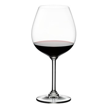 Pair of pinot/nebbiolo glasses H22.6 x D10.8cm - 70cl