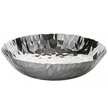 Joy N.1 by Claudia Raimondo Centrepiece bowl, 37 x 10.4cm, stainless steel