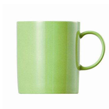 Sunny Day Mug with handle, 30cl, apple green