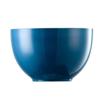 Sunny Day Cereal bowl, 45cl, petrol