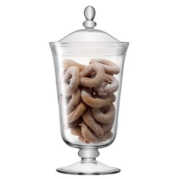 Serve Bonbon jar, 38cm, clear