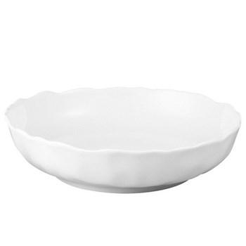 Digital Set of 6 soup bowls, 19cm, white
