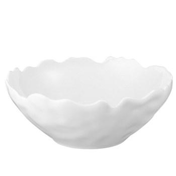 Digital Set of 6 cereal bowls, 15cm, white