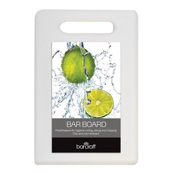 Colour Insert Chopping board, 15 x 25cm, polyethylene