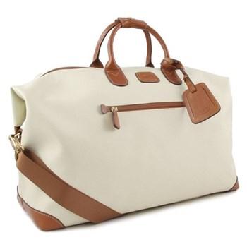 Firence Boarding duffle bag, W55 x H32 x D20cm, cream