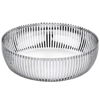 Charpin Pierre Basket/bowl, 23cm, stainless steel