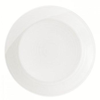 1815 Plate, 28cm, white