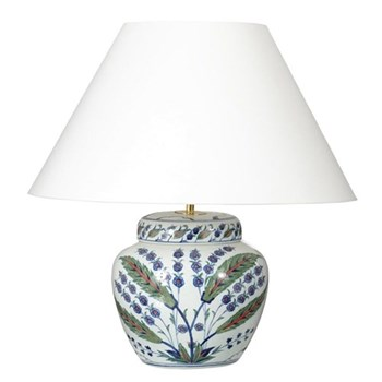 Urn table lamp - base only H26 x D23cm