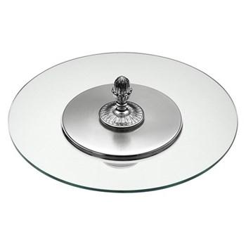 Malmaison Cheese tray, D35cm, Christofle silver