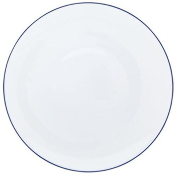 Monceau Couleurs Dinner plate, 27cm, ultramarine blue