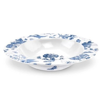 Botanic Blue Set of 4 bowls, 21cm